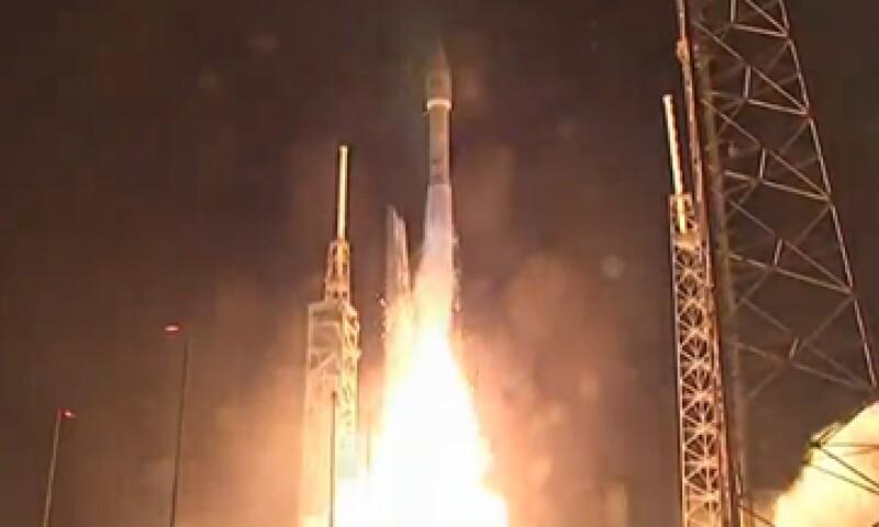 La empresa Lockheed Martin Commercial Launch Services fue el responsable del lanzamiento. (Foto: Tomada de Reuters )