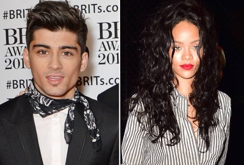 Rihanna y Zayn Malik también fueron blanco de ataques tras expresar su opinión en redes sociales.