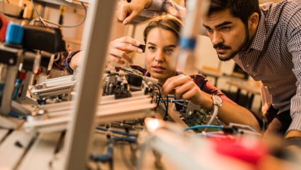 Emprendedor universitario - trabajador del futuro