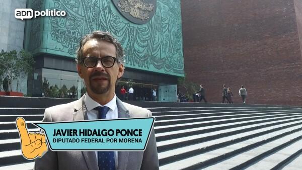#YoLegislador Javier Hidalgo Ponce