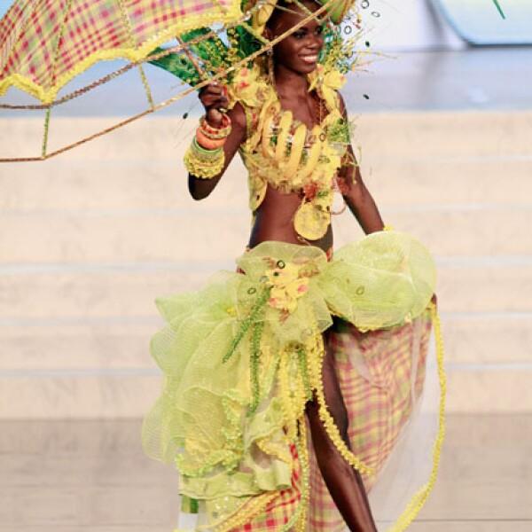 Miss St Lucia, Tara Edward,