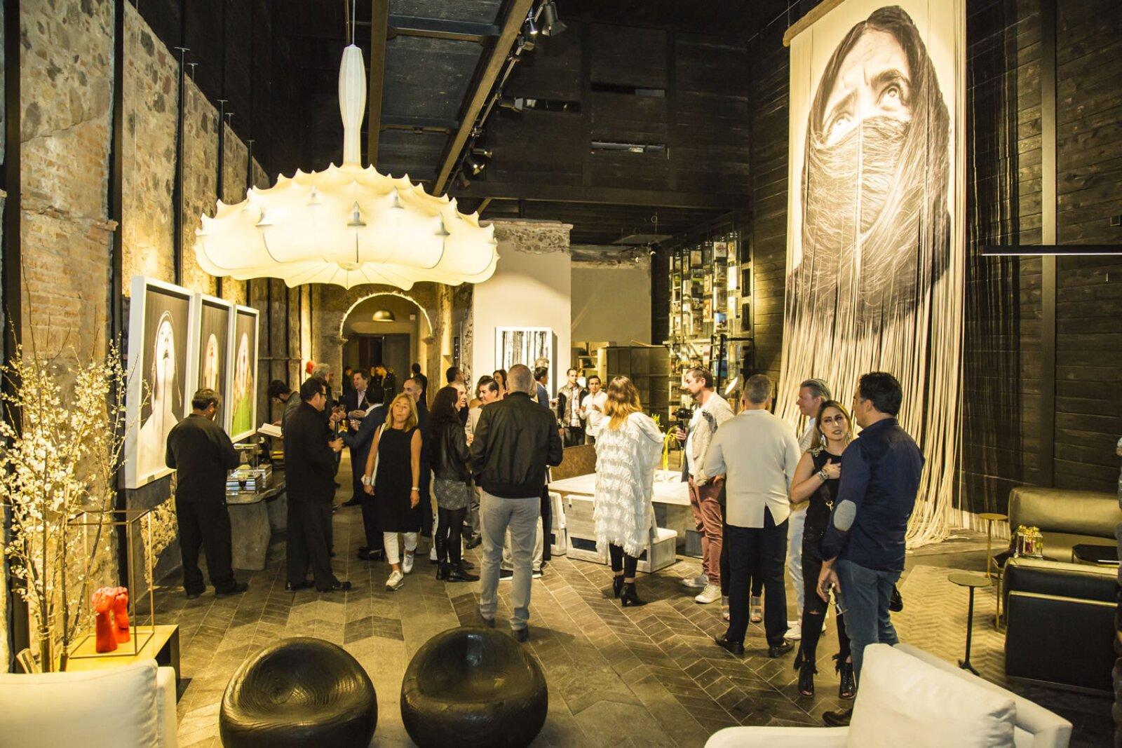 Tour showroom Core San Miguel de Allende
