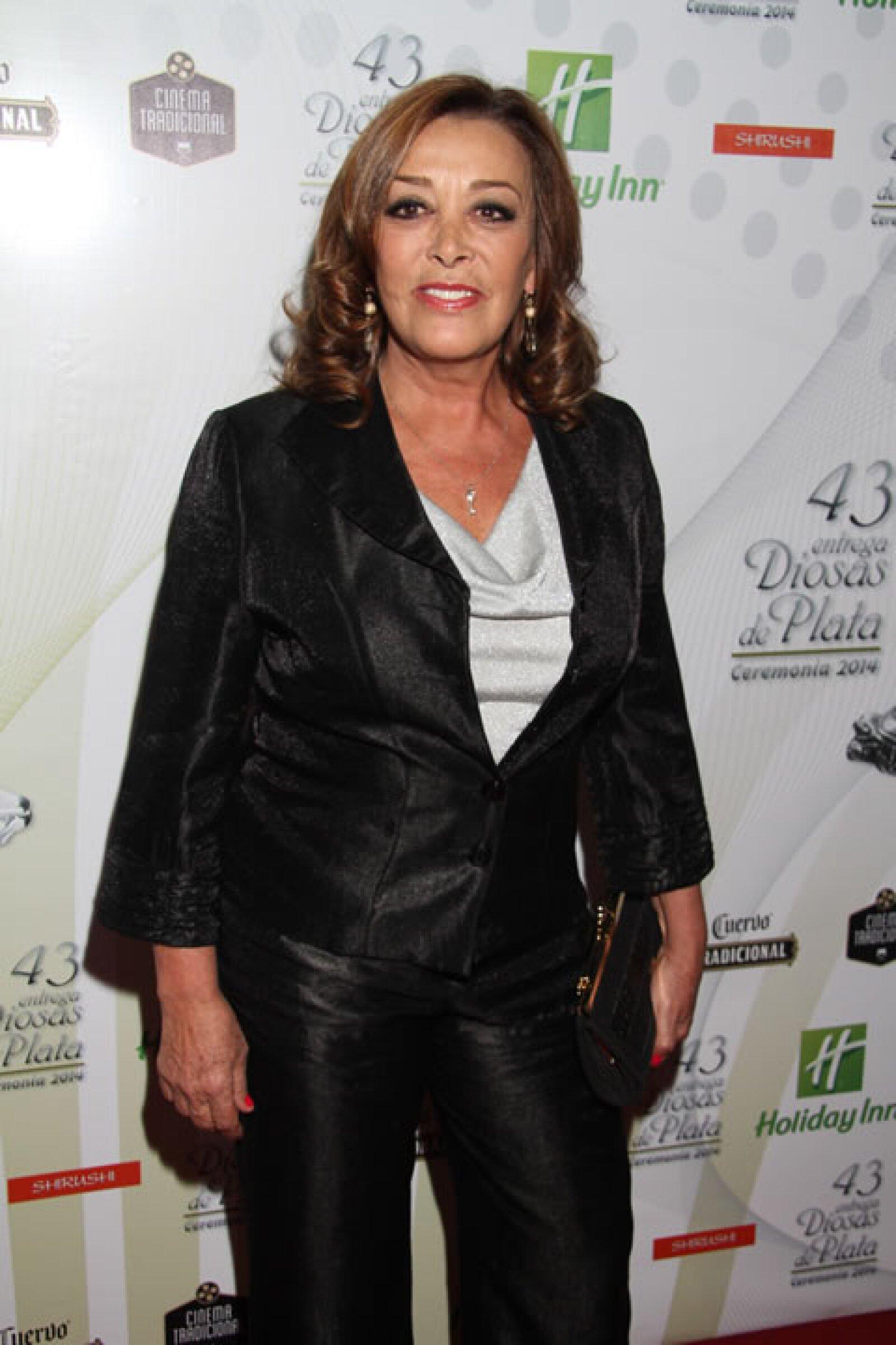 Sylvia Pasquel.