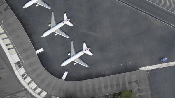 patio de aeropuerto