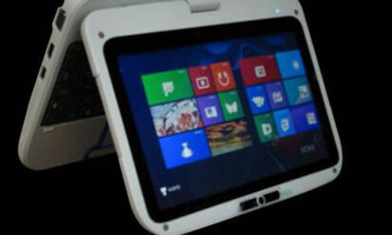 La comercialización inicia un año después de que las tabletas fueron regaladas a estudiantes (Foto: Cortesía/ Quipus.gob.bo )