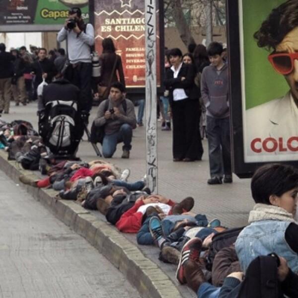Chile aniversario 40 golpe 5