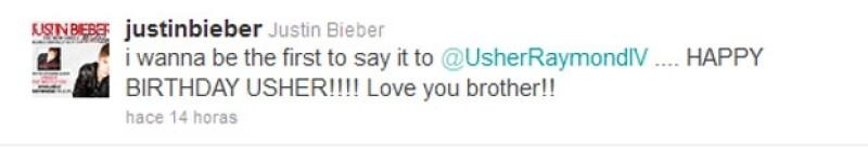 El cantante canadiense compartió vía Twitter el detrás de cámaras de su nuevo videoclip.