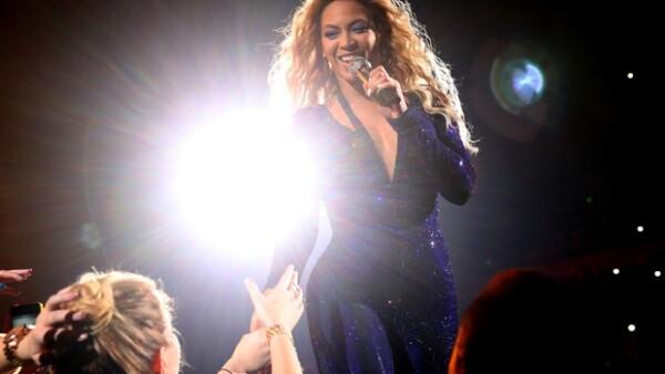 Beyoncé es practicante de la fé metodista.