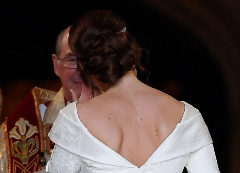 La princesa Eugenie se casó con Jack Brooksbank
