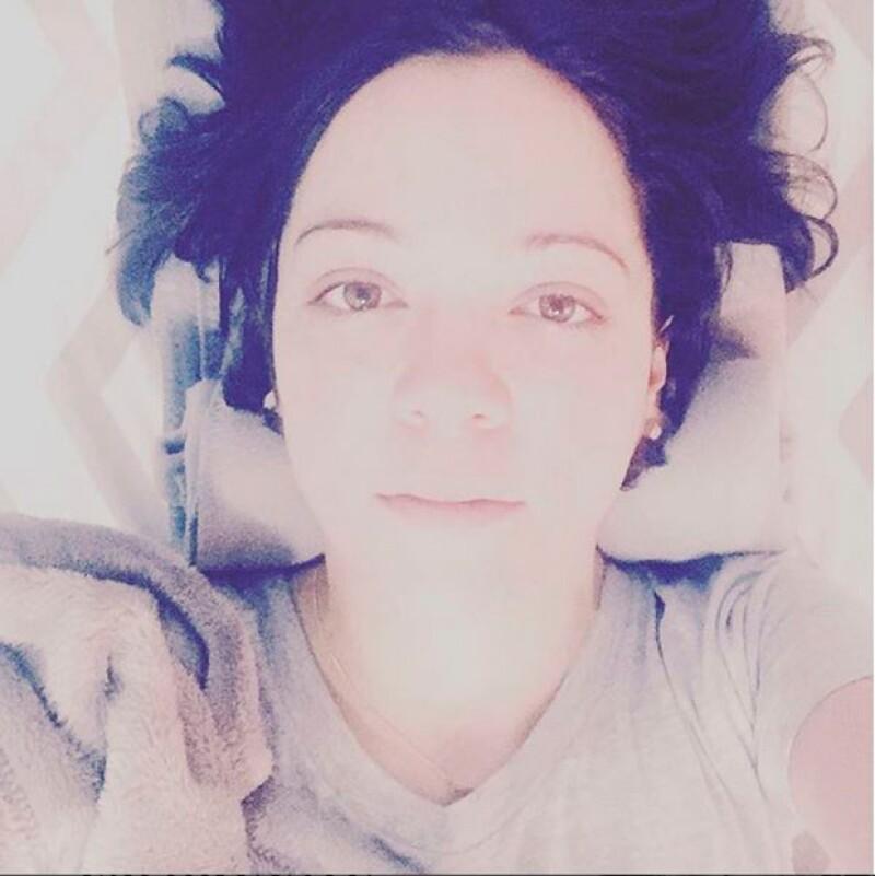 Segpun reportó en Instagram, la cantante sufrió un choque del que por fortuna se recupera sin consecuencias mayores.