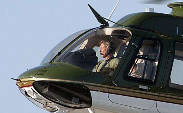 Helicóptero Harrison Ford