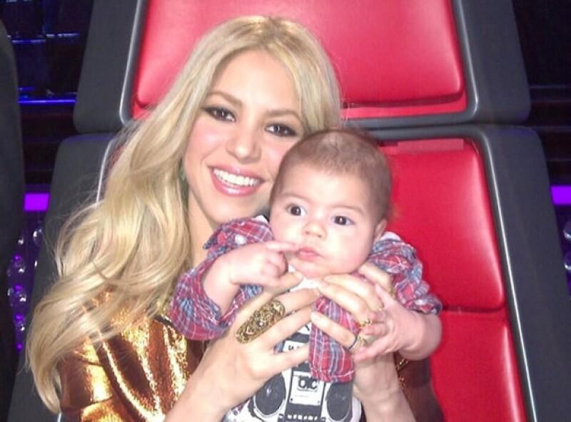 La colombiana confesó a E!News que fue una decisión difícil pero que además de tener una carrera musical es madre ahora y su bebé está cansado de viajar largas distancias.