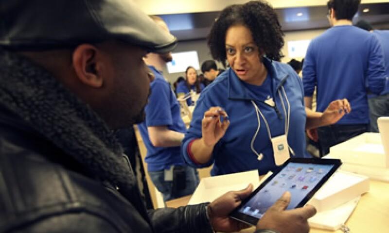 La mayor proporción de empleados existe en Nueva York, donde tienen 4,000 asalariados repartidos en sus tiendas. (Foto: AP)