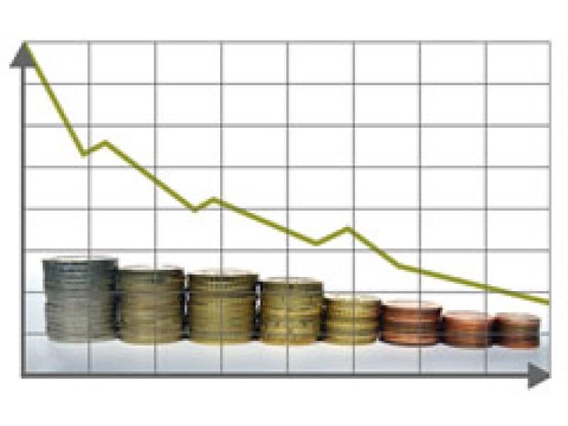 El desempeño de la economía mexicana sigue a la baja. (Foto: Archivo)