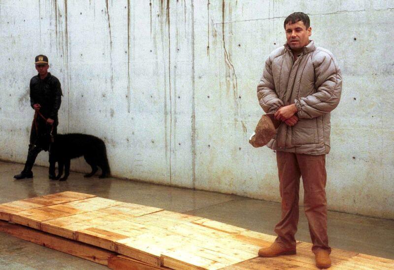 Guzmán Loera estuvo poco más de siete años en Puente Grande donde, según el interrogador, parecía el amo.