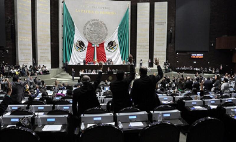 Los diputados aprobaron los cambios hechos en el Senado. (Foto: Tomada de flickr.com/photos/canaldelcongreso )