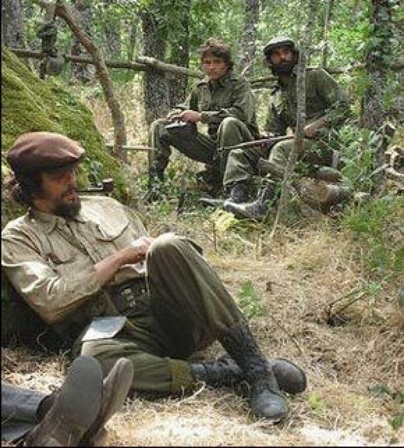 La película biográfica sobre el revolucionario argentino es dirigida por Steven Soderbergh y protagonizada Benicio del Toro.