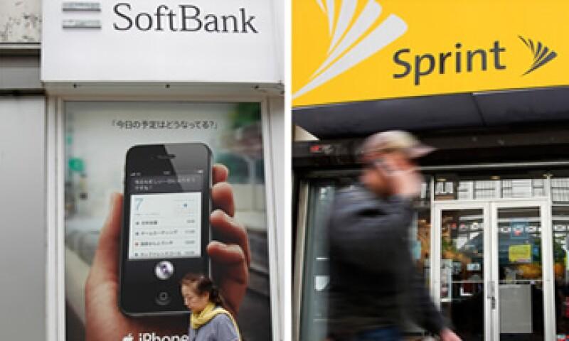SoftBank ofreció 21,600 millones de dólares para comprar el 78% de Sprint. (Foto: AP)