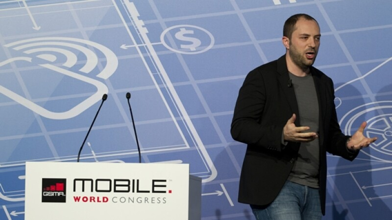 el fundador de whatsapp en el mobil world congress