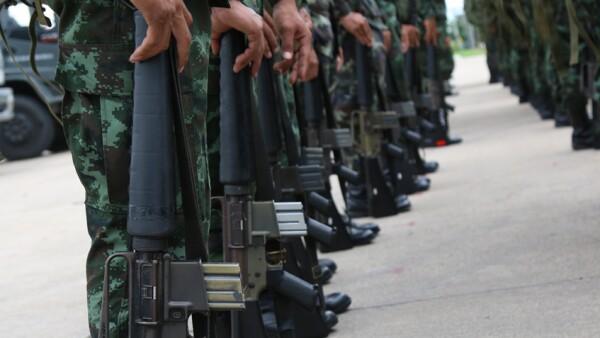 Armas en México