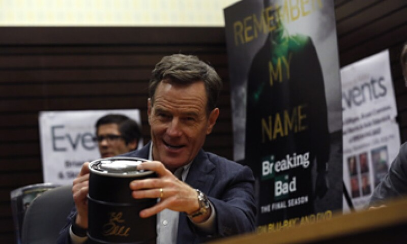 Breaking Bad obtuvo varios Emmy. (Foto: Reuters)