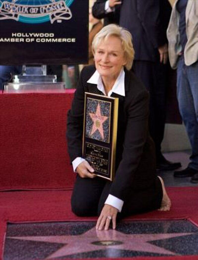 La actriz fue reconocida por su trayectoria en teatro, cine y televisión.