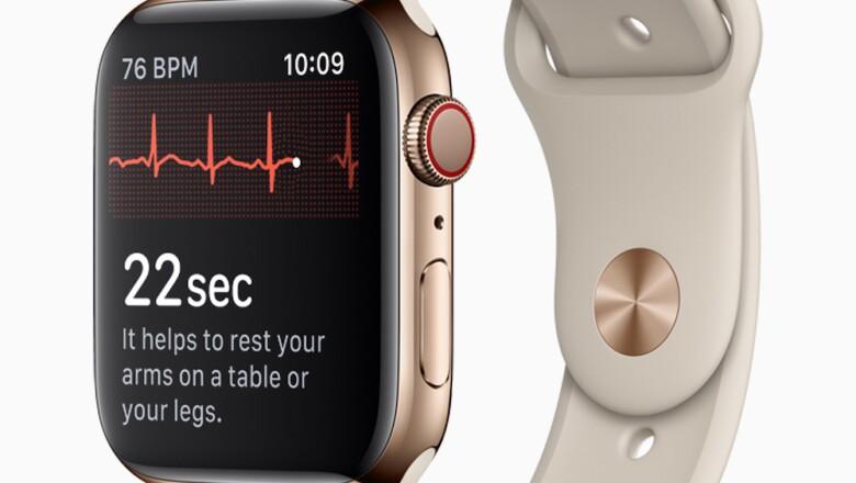 Revisión de corazón en tiempo real