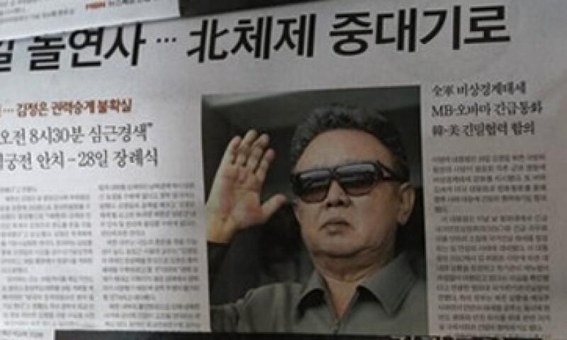 S&P sí ve un impacto para Corea del Sur si el proceso de cambio de liderazgo en Corea del Norte se trastorna. (Foto: Reuters)