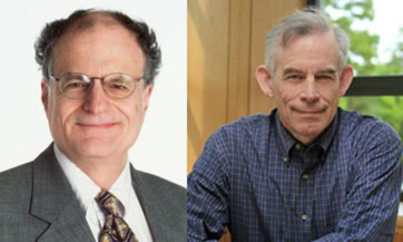"""Sargent y Sims ganaron el Nobel por su """"investigación empírica sobre causa y efecto en macroeconomía"""". (Foto: Especial)"""