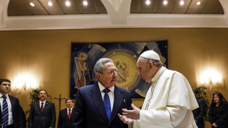 De nuevo con el Papa