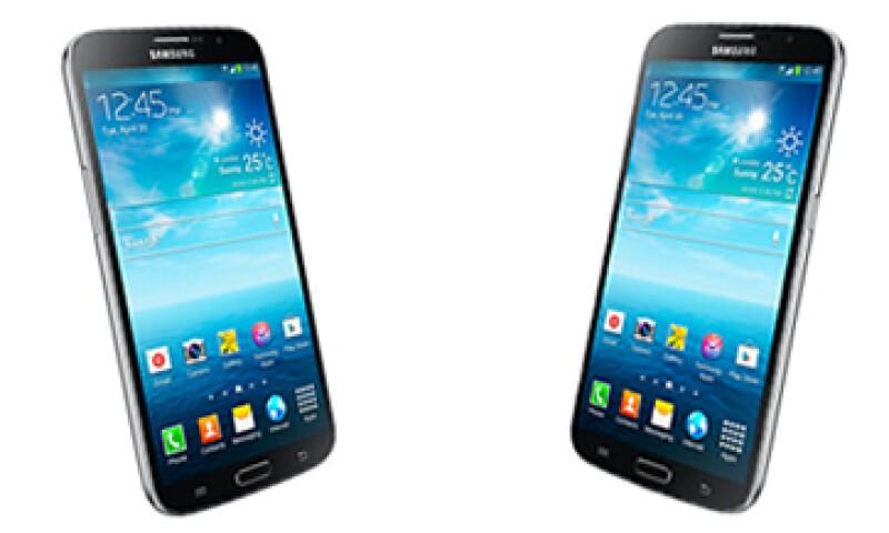 El Mega incluye muchas funciones disponibles en otros teléfonos Galaxy recientes. (Foto: Tomada de samsung.com/es)