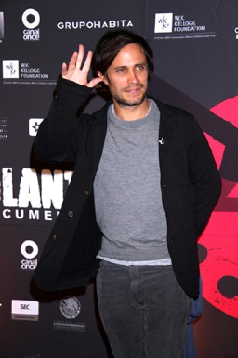 Este lunes se dio a conocer que el actor mexicano será uno de los miembros para elegir a los ganadores en los principales premios del Festival Internacional de Cine en Francia.