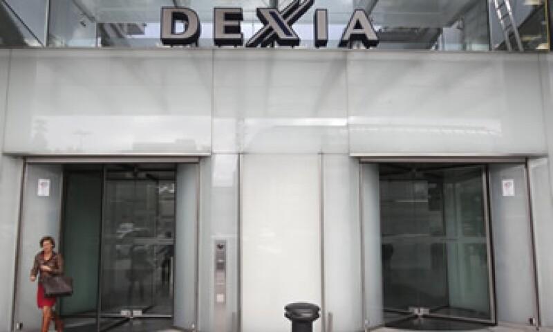 Dexia llegó a un acuerdo de rescate que incluirá la nacionalización de su división de banca en Bélgica. (Foto: Reuters)