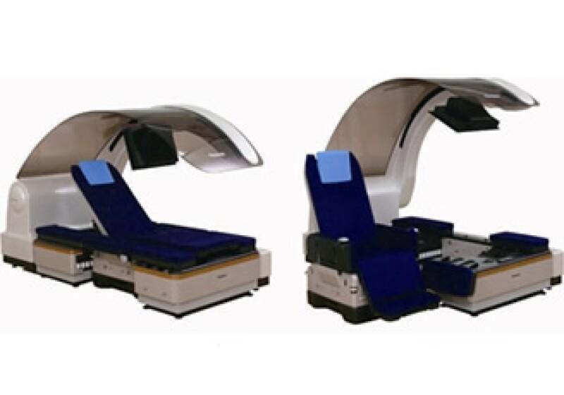Panasonic ha creado una cama de enfermería que se transforma en silla de ruedas eléctrica. (Foto: Cortesía)