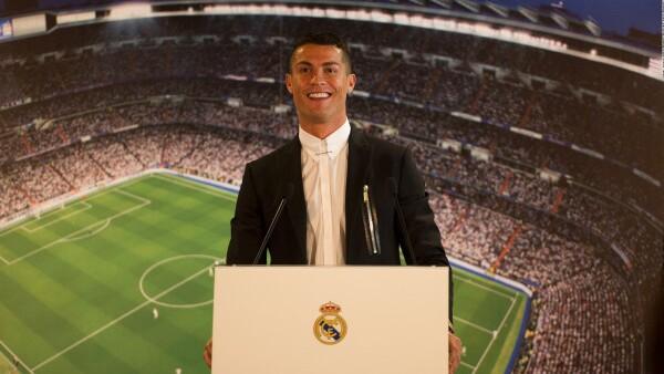 Cristiano Ronaldo obtiene su cuarto Balón de Oro