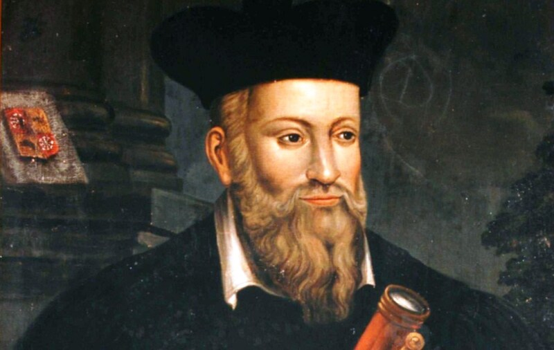 Resultado de imagen para Fotos de Michel de Nostradamus