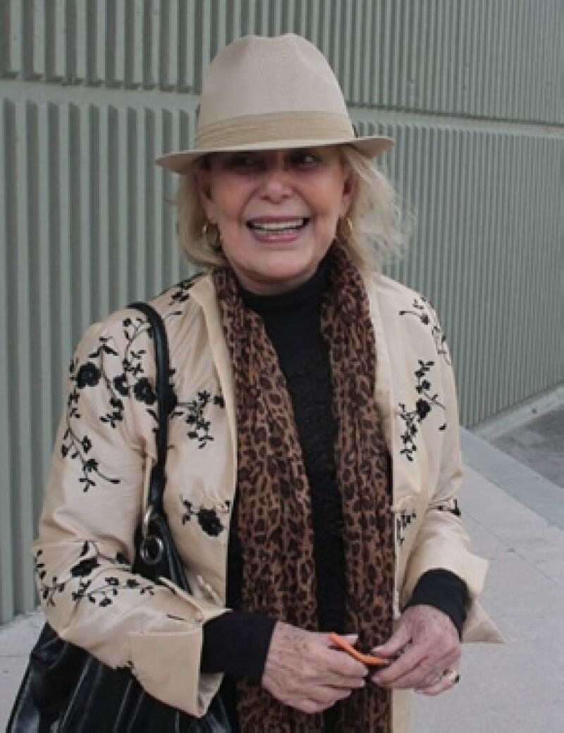 La estrella mexicana de cine, teatro y televisión perdió la batalla contra el cáncer y fue un infarto lo que provocó su muerte.