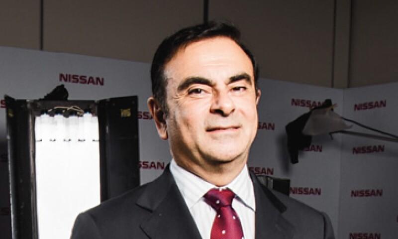 El CEO de Nissan, Carlos Ghosn, es considerado un gurú de la industria. (Foto: Alfredo Pelcastre / Mondaphoto)