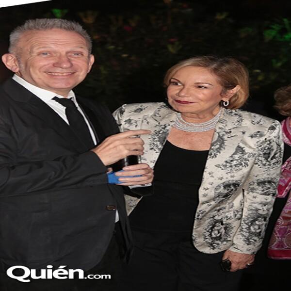 Jean Paul Gaultier,Guadalupe Loaeza