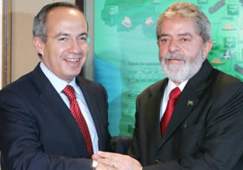 Está latente un acuerdo comercial entre México y Brasil. (Foto: Archivo AP)