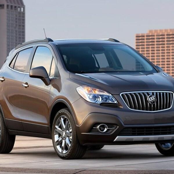 La firma presentó su nuevo modelo Encore, una combinación entre SUV con automóvil de lujo que estará a la venta durante los primeros meses de 2013.