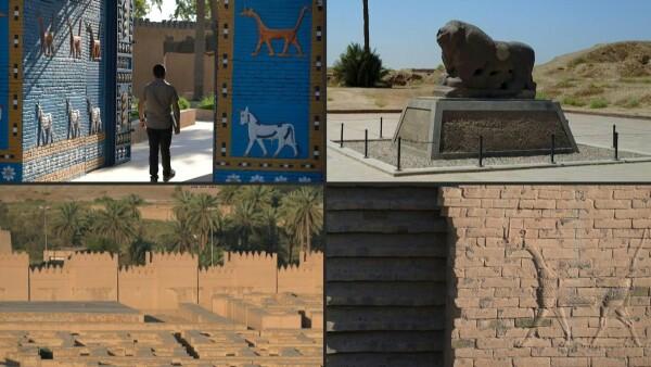 La mítica Babilonia es inscrita en el Patrimonio Mundial de la Unesco