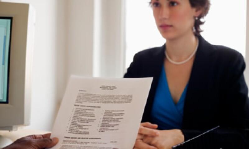 La situación económica y laboral no está para descuidarse en una entrevista. (Foto: Thinkstock)