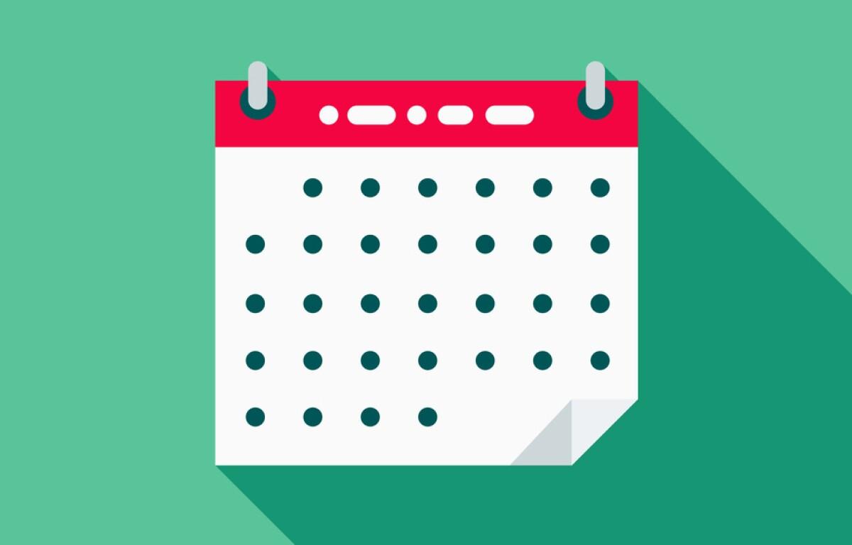 Calendario Verano 2020.Asi Sera El Calendario Escolar 2019 2020