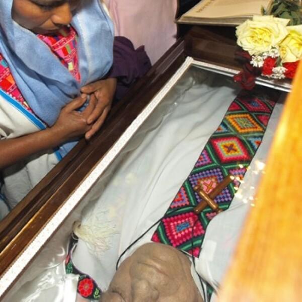 chiapas samuel ruiz funeral 8
