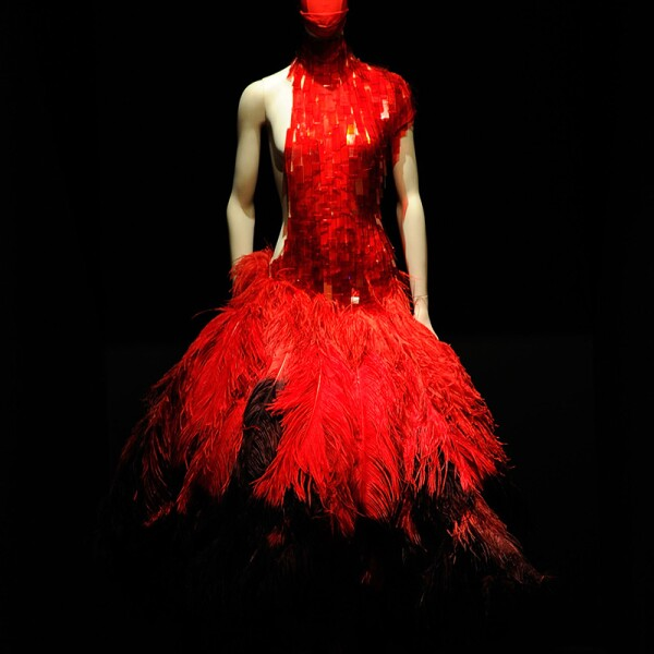 """Alexander McQueen: Savage Beauty"" Costume Institute Exhibition At The Metropolitan Museum Of Art - Preview"