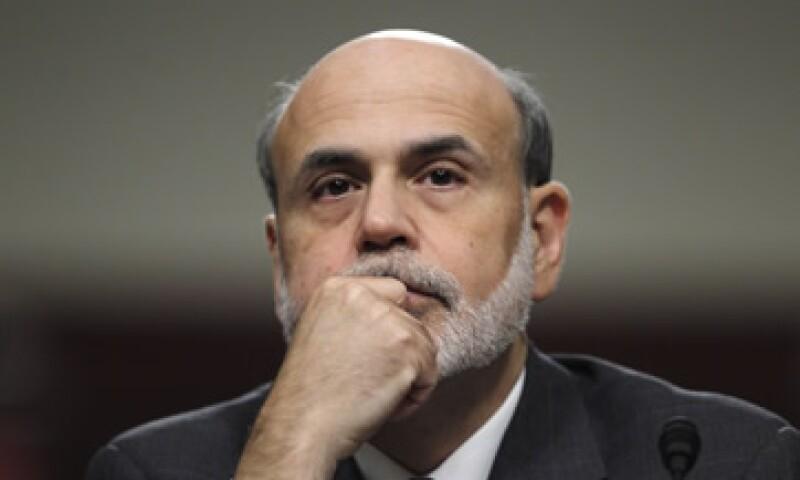 Bernanke instó a los legisladores de EU a no recortar el gasto muy rápidamente en el corto plazo. (Foto: Reuters)