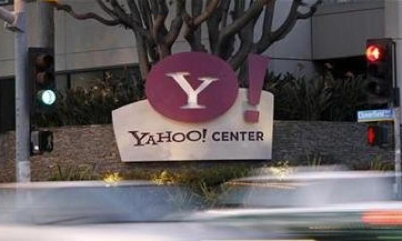 Yahoo ha fracasado en su intento por aumentar sus ingresos por publicidad. (Foto: Reuters)