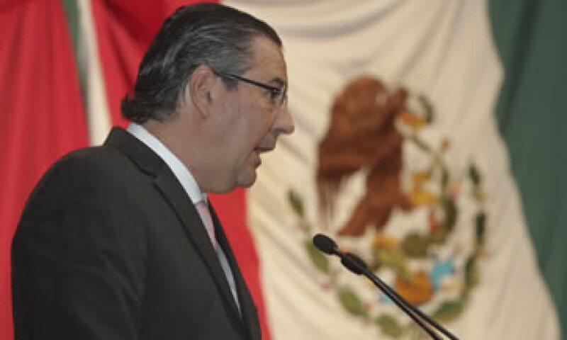 Gerardo Gutiérrez Candiani asegura que existen las condiciones para una reforma energética con una visión de largo plazo. (Foto: Cuartoscuro)