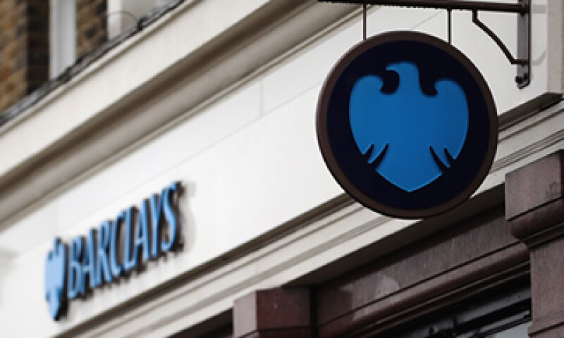 Las ganancias en el primer semestre de Barclays cayeron 7% a 3,300 millones de dólares. (Foto: Getty Images)